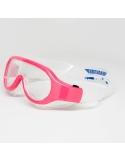 Okulary gogle pływackie Babiators Submarines różowe