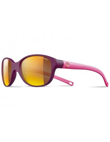 Okulary przeciwsłoneczne dla dzieci Julbo Romy Mat Plum/Mat Pink 4-8