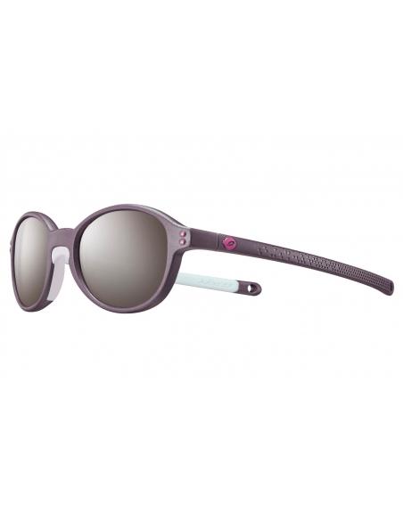 Okulary przeciwsłoneczne dla dzieci Julbo Frisbee Plum/Light grey 3-5