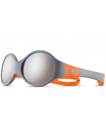 Okulary przeciwsłoneczne dla dzieci Julbo Loop L Dark Gray/Orange 3-5