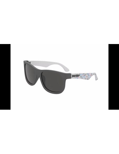 Okulary przeciwsłoneczne dla dzieci Babiators Original Navigator Shark-tastic 0-2 LIMITED EDITION
