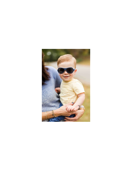 Okulary przeciwsłoneczne dla dzieci Babiators Original Aviator Nautical Navy 3-5