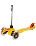 Hulajnoga i Jeździk Mini Micro Baby Seat 3w1 żółty
