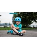 Hulajnoga i Jeździk Mini Micro Baby Seat 3w1 turkusowy