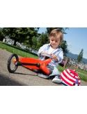 Hulajnoga i Jeździk Mini Micro Baby Seat 3w1 czerwona