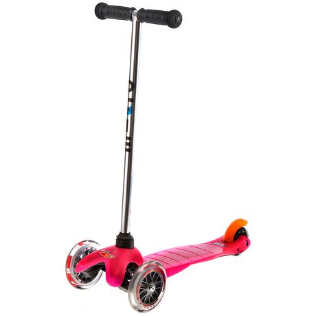 Hulajnoga Mini Micro różowa pink