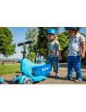 Hulajnoga i Jeździk Micro  Mini2go niebieska