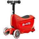 Review for Jeździk i Hulajnoga Micro Mini2go Deluxe czerwony