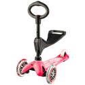 Hulajnoga i Jeździk Mini Micro Deluxe 3w1 różowa