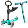 Hulajnoga i Jeździk Mini Micro Deluxe 3w1 Aqua