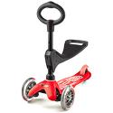Hulajnoga i Jeździk Mini Micro Deluxe 3w1 czerwona