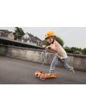 Hulajnoga i Jeździk Mini Micro Baby Seat 3w1 pomarańczowy