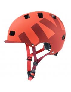 Kask Uvex Hlmt 5 Bike Pro red mat