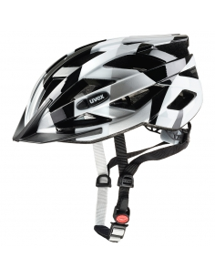 Kask Uvex Air Wing black white v2