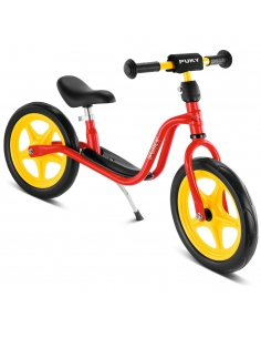Czerwony rowerek biegowy Puky LR 1