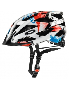 Kask Uvex Air Wing white red