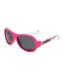 Okulary przeciwsłoneczne dla dzieci Babiators polaryzacja Wild Watermelon 3-7