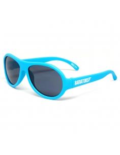 Okulary przeciwsłoneczne dla dzieci Babiators Classic Aviator Beach Baby Blue 0-3