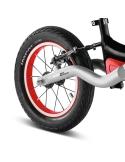 Rowerek biegowy PUKY LR RIDE BR z hamulcem czarny