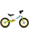 Rowerek biegowy PUKY LR RIDE biały zielony