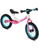 Rowerek biegowy PUKY LR RIDE biały różowy