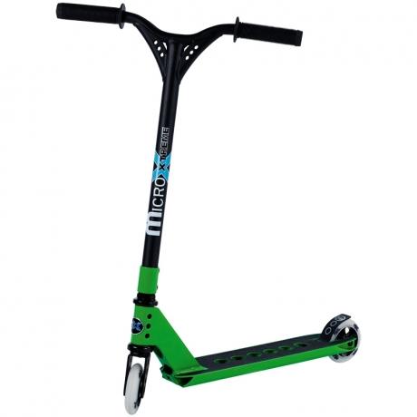 Hulajnoga wyczynowa Micro MX TRIXX zielona