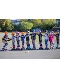 Rolki dziecięce K2 SK8 Hero X Pro Boys Black/Lime