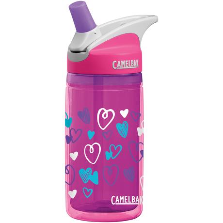 Termiczny bidon Camelbak Eddy Kids Insulated 0,4l Pink Hearts