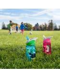 Termiczny bidon Camelbak Eddy Kids Insulated 0,4l Green Dinos