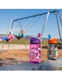 Termiczny bidon Camelbak Eddy Kids Insulated 0,4l Purple Flowers