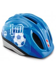 Kask Puky PH1 Footbal Niebieski