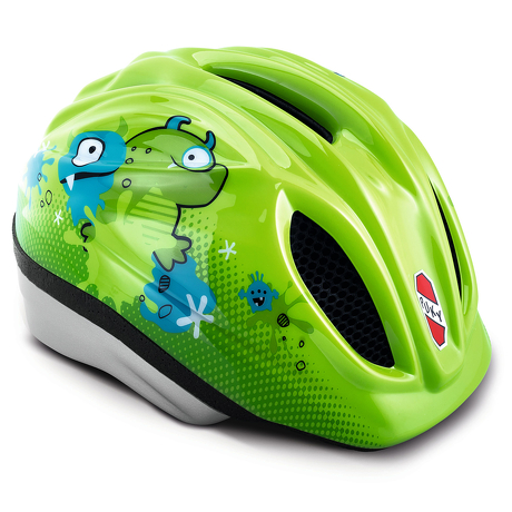 Kask Puky PH1 Kiwi Monster Zielony
