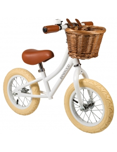 Rowerek biegowy Banwood First Go 12 biały