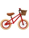 Rowerek biegowy Banwood First Go 12 czerwony