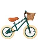 Rowerek biegowy Banwood First Go 12 ciemno zielony