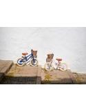 Rowerek biegowy Banwood First Go 12 waniliowy