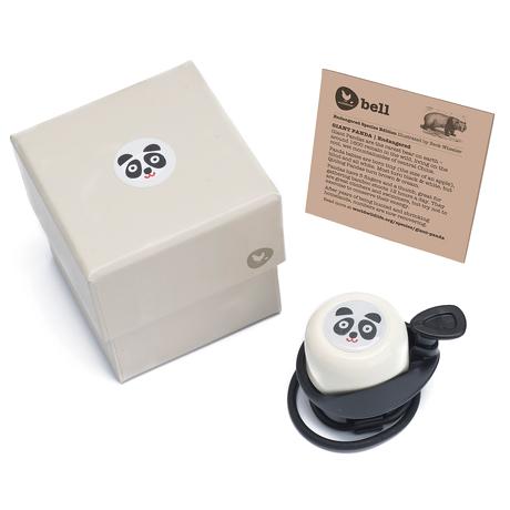 Dzwonek Wishbone Panda Wielka