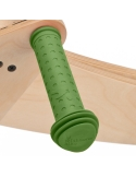 Nakładki na rączki kierownicy Wishbone zielone