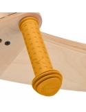 Nakładki na rączki kierownicy Wishbone żółte