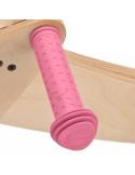 Nakładki na rączki kierownicy Wishbone różowe