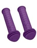 Nakładki na rączki kierownicy Wishbone fioletowe