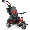 Rowerek trójkołowy wózek spacerowy Puky Ceety Cat S6 czerwony