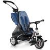 Rowerek trójkołowy wózek spacerowy Puky Ceety Cat S6 srebrny