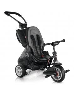 Rowerek trójkołowy wózek spacerowy Puky Ceety Cat S6 czarny