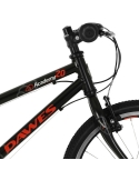 Rower Dawes Academy 20 Black/Red