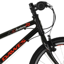 Rower Dawes Academy 20 Black/Red