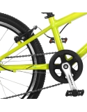 Rower Dawes Academy 20 Lime Green