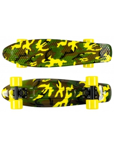Deskorolka Fish Skateboards Print Military