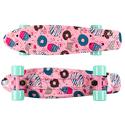 Review for Deskorolka Fish Skateboards Print Cookies/Sum-Pink/Sum-Green