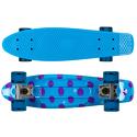 Review for Deskorolka Fish Skateboards Print Dots/Silver/Transparent-Blue